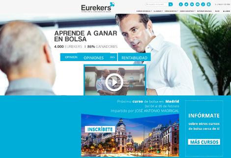 eurekers comunidad de bolsa